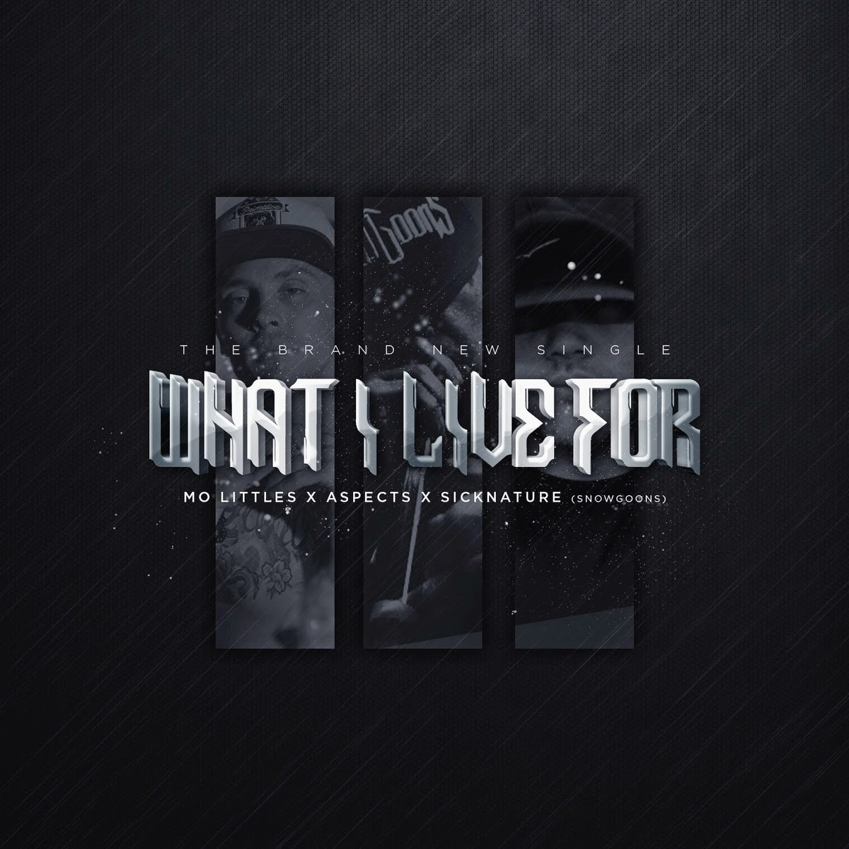 M.O. Littles – What I Live For ft Sicknature & Aspects (Sicktunes Remix)